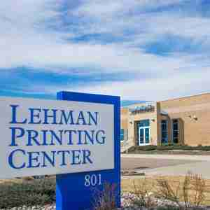 Lehman Printing Center